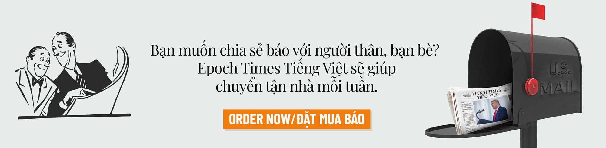 Subscription - Epoch Times Tiếng Việt